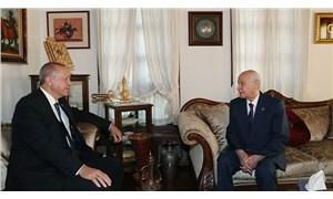 Erdoğan, Bahçeli'ye geçmiş olsun ziyaretinde bulunuyor