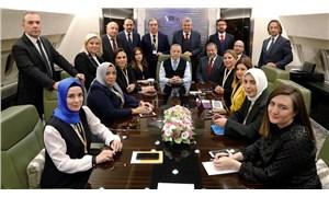 Erdoğan: Rejimle karşı karşıya gelmek istemeyiz