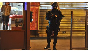Fransa'da duvarlara Arapça tehdit mesajları yazan zanlıya operasyon