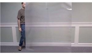 Kanadalı şirket, 'görünmezlik pelerini' geliştirdi