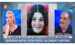 Müge Anlı'nın programına çıkmıştı: Aylardır aranan kadını, eşi yakarak katletmiş!