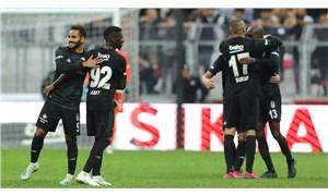 Beşiktaş-Braga karşılaşmasının 11'leri belli oldu