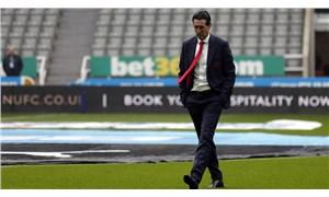 Emery, Arsenal'da beklentileri karşılayamadı