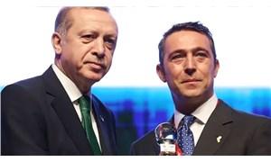 Erdoğan Fenerbahçe'de divan kurulu üyesi olacak