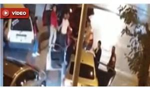 İstanbul trafiğinde 'eğlence' işkencesi: 6 kişi gözaltına alındı