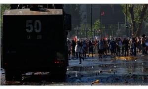 Şili'deki halk isyanında ölenlerin sayısı 19'a yükseldi