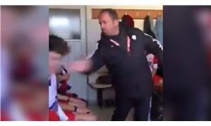 TFF'den futbolcularını tokatlayan teknik direktör hakkında soruşturma