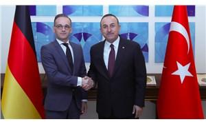 """Çavuşoğlu ile Maas'tan ortak basın toplantısı: """"Aramızda önemli görüş ayrılıkları var"""""""