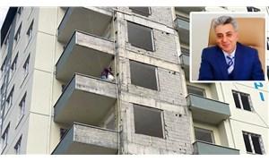 MHP'li meclis üyesi sahte tapuyla başkasının arazisine 10 katlı bina dikti