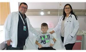 Zatürre nedeniyle geldiği hastanede, kalbinin sağda olduğu ortaya çıktı