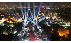 İstanbullular, Cumhuriyet Bayramı'nı Sultanahmet Meydanı'nda kutladı
