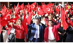 İzmir'de Cumhuriyet Bayramı kutlanıyor