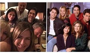 Jennifer Aniston müjdeyi verdi: Friends ekibiyle bir proje üzerinde çalışıyoruz