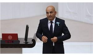 CHP'li vekil Polat, trafik kazası geçirdi