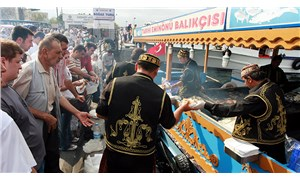 Eminönü'nde balık-ekmeği BELTUR satabilir