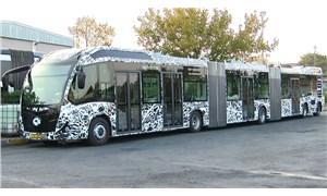 İstanbul'da yeni metrobüsler test edilmeye başlandı