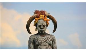 Omo Vadisi'nin geleneksel yaşamları