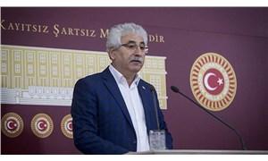 CHP'li Mehmet Tüm hakim karşısında