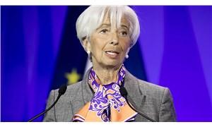 """Lagarde, """"ECB'nin ilk kadın başkanı"""" olarak görevine başladı"""