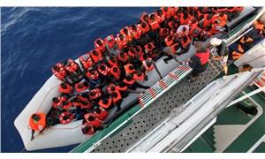 8 ayda 34 bin sığınmacı Yunanistan'a geçti