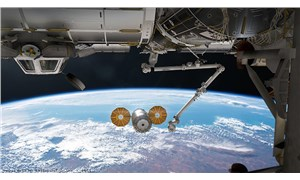 İnsansız kargo aracı Cygnus, uzay istasyonuna vardı