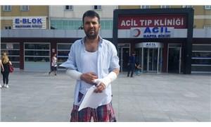 Polis tarafından darp edilen Aydın Aydoğan tazminat davası açtı
