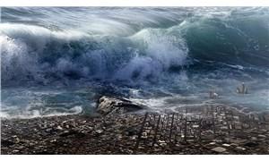 Son yüzyılda 250 binden fazla insan tsunamilerde öldü