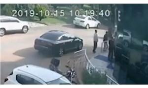 AKP'li meclis üyesi gazeteciye saldırdı, başını okşadım dedi
