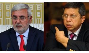 Erdoğan'ın danışmanıyla Metiner arasında Mehmet Altan kavgası