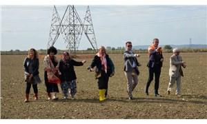 İzmir'de karakılçık buğdayı toprakla buluştu