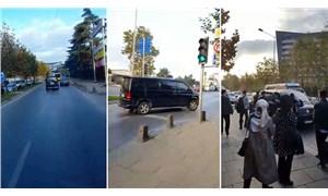 Minibüsle kaçırılan genç kızı yolcu dolu halk otobüsüyle kurtardılar