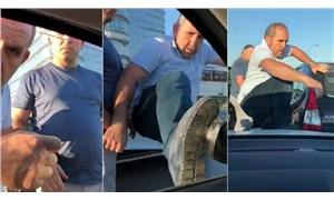 Pendik'te trafikteki araca saldıran zanlıların gizlilik talebine ret