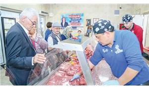 Aydın'da yerli üreticiyle ekonomik et