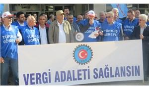 İşçiler vergide adalet istiyor