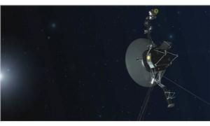 NASA'nın Voyager 2 aracı, 'yıldızlararası uzay'dan ilk mesajını yolladı