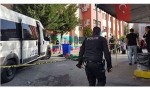 Avcılar'da 9 yaşındaki çocuğun ölümüne sebep olan servis şoförü tutuklanarak cezaevine gönderildi