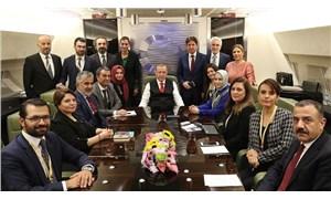 Erdoğan: Trump'la Halkbank konusunu da görüşeceğiz
