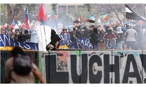Şili'deki gösteriler devam ediyor