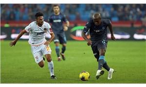 Trabzon'dan çıkış yok!