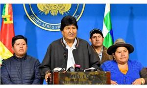 Bolivya'da ABD destekli darbe: Morales'in evi basıldı, hakkında yakalama kararı çıkarıldı!
