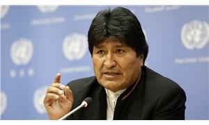 Bolivya Devlet Başkanı Morales görevinden istifa etti!