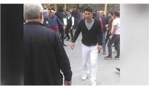 Cihan Tekstil patronu, tazminat ödemeden işten attığı kadına saldırdı