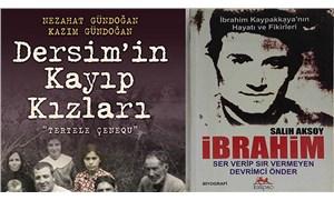 """Ev baskını sırasında el konulan """"Dersim'in Kayıp Kızları"""" kitabının yakıldığı ortaya çıktı"""
