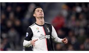İtalya'da gündem Ronaldo: Oyundan alındı, stadı terk etti