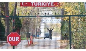 Sınır dışı edilen IŞİD'liyi Yunanistan almadı: Tampon bölgede kaldı
