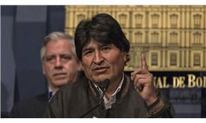ABD destekli darbe nedeniyle istifaya zorlanan Morales, Meksika'da