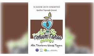 Didim'de 1. Tohum Takas Şenliği başlıyor