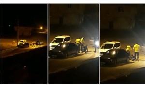 Yurttaşı tekme tokat döven polisler açığa alındı