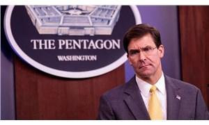 """ABD Savunma Bakanı'ndan 'ikinci mektup' açıklaması: """"Böyle bir şey duymadım"""""""