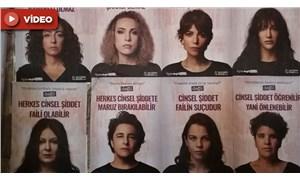 Cinsel Şiddetle Mücadele Derneği'nden kampanya: #ÖyleDeğilBöyle